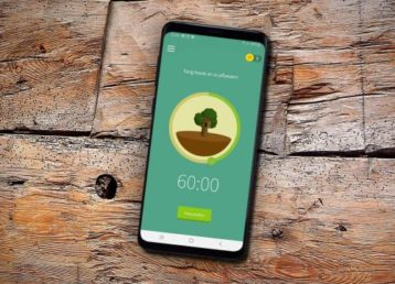 forest app productivity