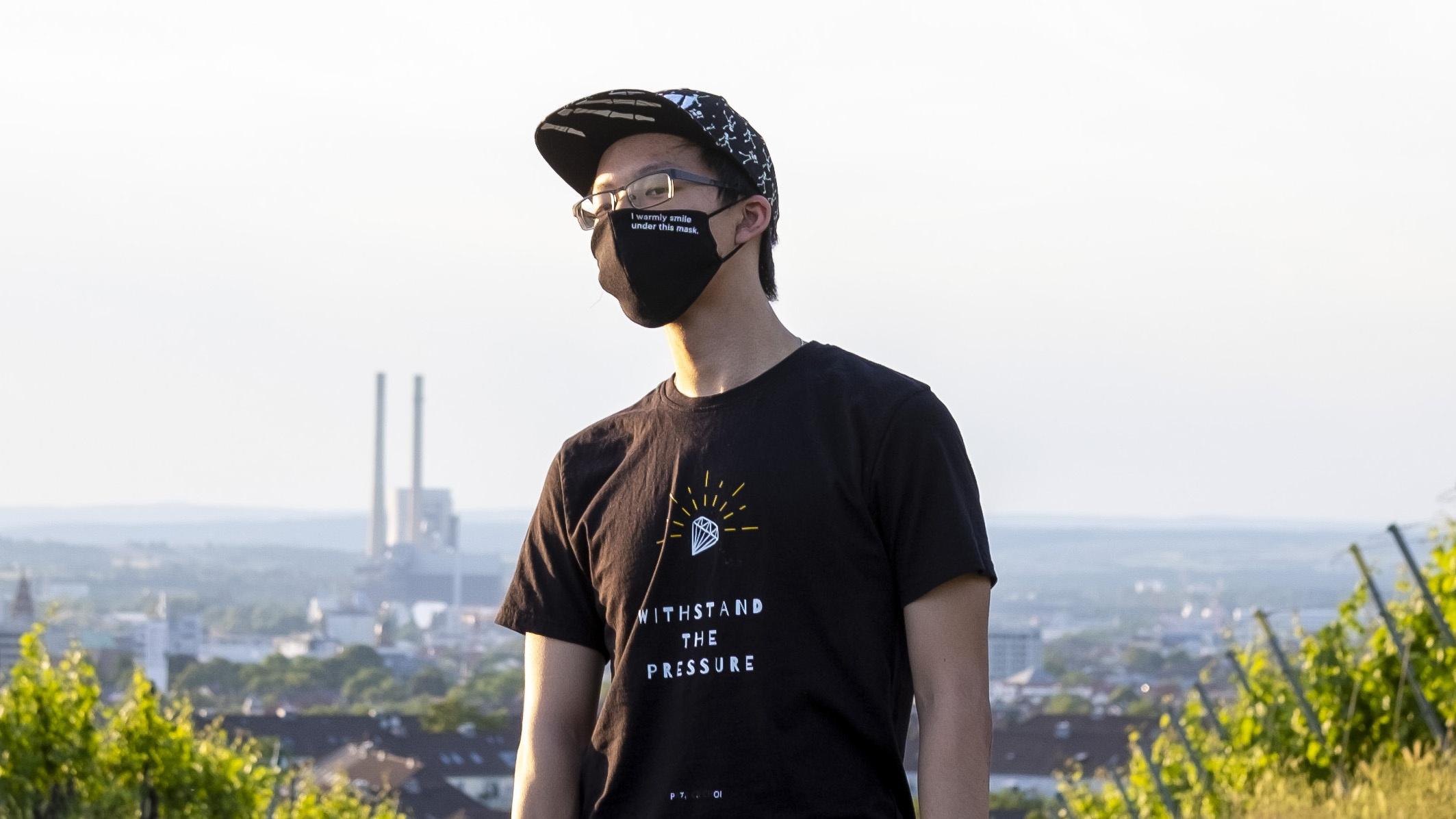 Patrick choi photography shirt design
